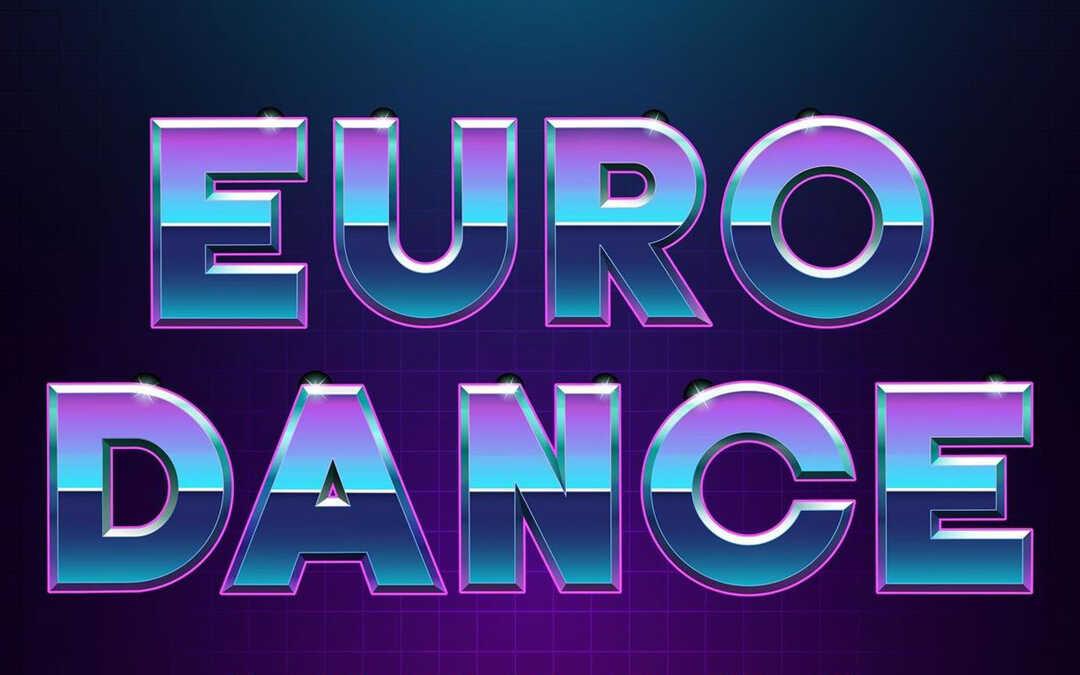 La edad de oro del eurodance (1993-1995)